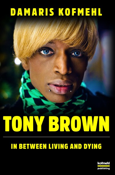 Tony Brown - In between living and dying